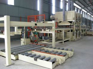 30000CBM Yearly 2440*1220mm Full Automatic MDF (HDF) Production Line